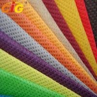 Plain And Printing PP Polypropylene Non Woven Fabric 15-250gsm And 160cm Width Manufactures