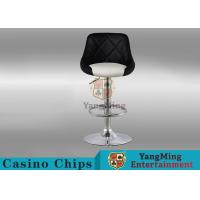 Modern Minimalist Casino Gaming Chairs , Comfortable Gaming ChairWith Back Manufactures
