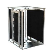 Quality Screw Adjustable SMT PCB ESD Magazine Rack , Precision ESD Storage Racks ML-7064 for sale