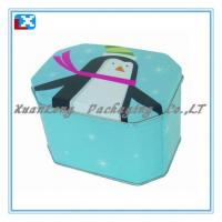 China chocolate candy sweets tin box on sale