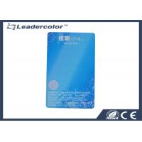 China Rewritable RFID Magnetic Strip Credit Card With Heat Sensitive Layer on sale