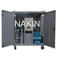 NAKIN Series ZY Single stage vacuum insulating oil purifier,oil purification,oil recycling Manufactures