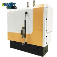 China Best selling high safety automatic industrial wood pellet boiler for chemical industry on sale