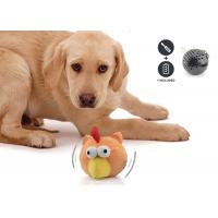Lifelike Battery Operated Plastic Pet Toy Ball Multi Colors For Boredom Manufactures