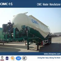tri-axle 42tons cement silo trailer for sale Manufactures