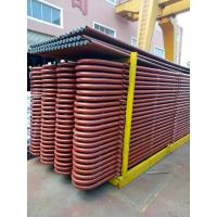 Quality Natural Gas Oil Steam Boiler Super Heater , Boiler Superheater Coils ASTM for sale