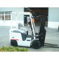 China 2.5ton battery forklift 2t lift truck 2.t eclectic forklift truck for sale on sale