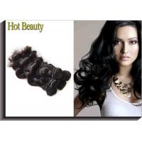 China 5A Virgin Material Hair Human Hair Bundles Healthy Ends Last Long Time Under Good Direction wholesale