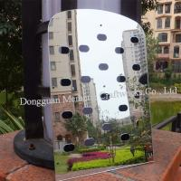 Clear Acrylic mirror Sheet Custom Shapes & Sizes LED Reflector Sheet with LED String Manufactures