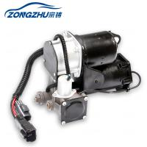 Steel / Plastics Land Rover Air Suspension Compressor Pump Oilless OE# LR023964 Manufactures