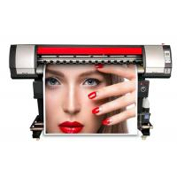 One 5113 Head Digital Thermal Printing Machine , Garments Large Format Solvent Printer Plotter Manufactures
