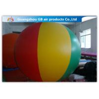 Durable Giant Inflatable Advertising Balloon , Flying Promotional Helium Balloons Manufactures