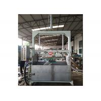 Small Capacity Waste Paper Egg Tray / Egg Carton Pulp Molding Manual Machine Manufactures