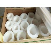 Injection mold custom shape and size plastic parts white color Manufactures