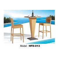 2015 Best Sale Fancy Outdoor Furniture Rattan Bar Tables And Chairs Used Manufactures