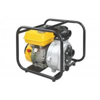 High pressure Gasoline Water Pump portable , gas water pumps for irrigation Manufactures