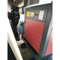 Three In One Small Screw Air Compressor 5.5kw 7.5hp 0.7 - 1.3 Bar Pressure Manufactures
