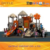 Imported LLDPE Plastic Playground Material CE/ASTM Standard Outdoor play equipment Manufactures