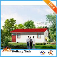 cheap two-bedroom prefab house for sale Manufactures