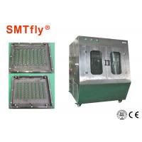 33KW Stencil Cleaning Machine And Washing Misprinted PCB Cleaners SMTfly-8150 Manufactures