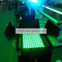144x3W High power RGB 3 in 1 Tri LED City Color Light Manufactures