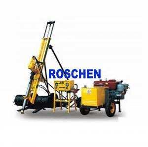 Geological Exploration Core Drilling Rig Machine For Standard Penetration Test Sampler Manufactures