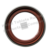 China 97*130*17mm Jackshaft Differential Oil Seal With Dust Layer on sale