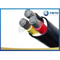 Buy cheap Industrial Unarmored XLPE Insulated 3 Core Power Cable 100% Copper Conductor from wholesalers