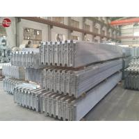 28 Guage Aluzinc Colour Coated Roofing Sheets For Warehouse Thickness 0.30mm