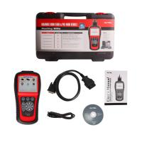 OBD2 Scanner Codes MaxiDiag Elite MD802 All System + DS Model + Actuator Test Manufactures