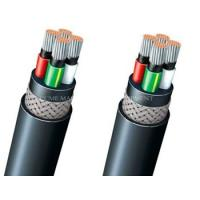 Marine cables Aluminum conductor xlpe insulated signal cable Manufactures