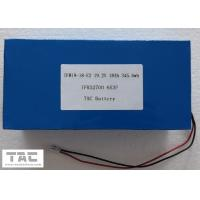 18V LiFePO4 Battery Pack 32700  18AH With Connector For Sound Device UL Certification Manufactures