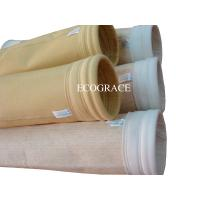 PTFE Membrance 2 Micron Industrial Filter Bags With Polyester , Antistatic Manufactures