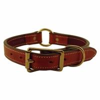 Embroidery Leather Collar GCDC-05PB Manufactures