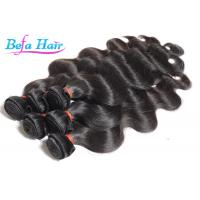 Unprocessed 8 / 10 Body Wave Brazilian Virgin Hair Red Violet Hair Extensions