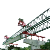 China factory direct sell highway bridge construction concrete beam launcher crane manufacturer on sale