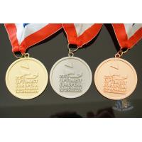 Customized Metal Award Medals Running And Marathon Medallions Championship Gifts Zinc Alloy Medal Manufactures