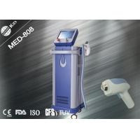Stationary Beauty Equipment / Machine 810nm Diode Professional Laser Therapy Hair Removal Manufactures