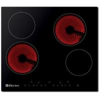 Electec Ceramic Hob with Residual Heat Indicator, Colourful Glass Panel For Choice(CH-64B-(1)) Manufactures