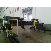 Light Weight Gantry Plasma Cutting Machine , Pipe Plasma Cutting Machine 28000Kg Manufactures