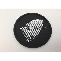 Promotional gifts custom pvc silicone coaster with any shape figures design for oil painting exhibitions museum souvenir Manufactures