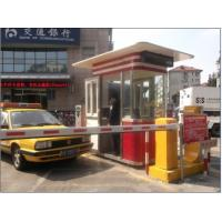 China 1.8mm Cold - Rolled Steel Automatic Car Parking System with Transformer Power 80W 50Hz on sale