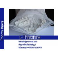 Skin Health Care L-Threonine For Nutritional Supplement  No.72-19-5 Manufactures