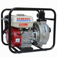 China 4-inch Gasoline Water Pump, Powered by Honda Engine GX270 on sale