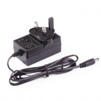 EN55024 Standard 12V2A AC Adapter With UK Plug , GS CE CB Approval , Level VI Manufactures