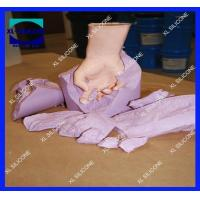 China Liquid rtv-2 silicone rubber for sculpture molding on sale