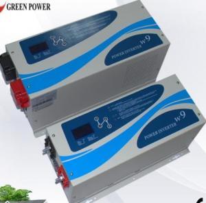 China 1000W 2000W 3000W 4000W 5000w 6000W Pure Sine Wave Inverter Solar Inverter on sale
