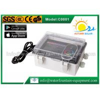 Convenient WIFI Control Box For LED Underwater Pool Lights 16 Color Modes Manufactures