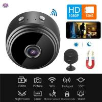 Hotselling Spy HD 1080P DVR  Wifi Camera with Night Vision Nanny Surveillance Security Cam IP Cameras Mini Camcorder A9  Manufactures