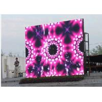 China 6Mm High Brightness SMD LED Screen , led video wall panels high refresh rate on sale